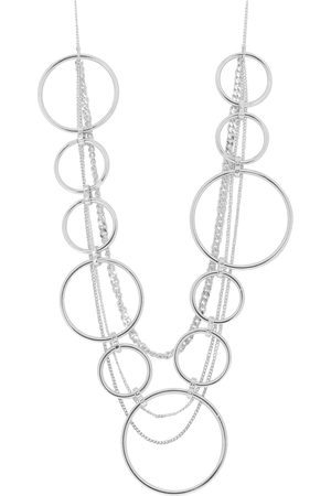 Dansk Copenhagen Necklace Infinity Long Multi