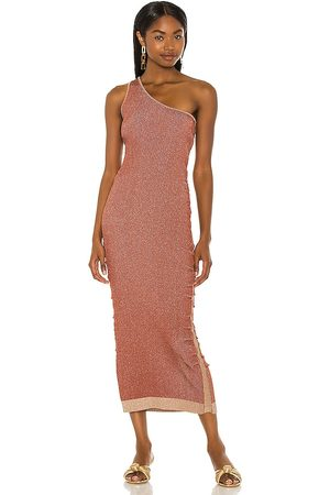 Suboo Leah One Shoulder Dress in