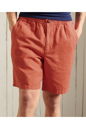 Superdry Heren Shorts - Linnen Sunscorched short