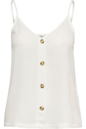 ONLY Detailed Cami Dames White