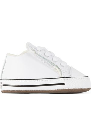 Converse Sneakers - Baby White Easy-On Chuck Taylor All Star Cribster Sneakers
