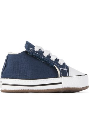 Converse Sneakers - Baby Navy Easy-On Chuck Taylor All Star Cribster Sneakers