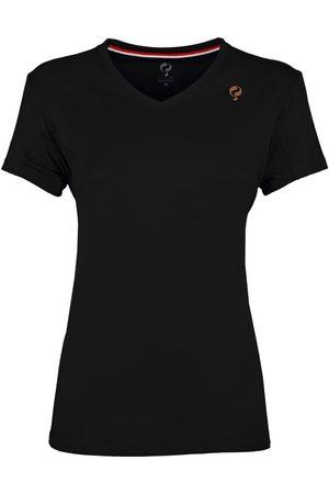 Q1905 Dames Poloshirts - Q club tee graphite
