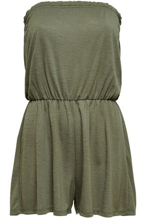 ONLY Tube Playsuit Dames Green