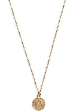 Dolce & Gabbana Medallion pendant necklace