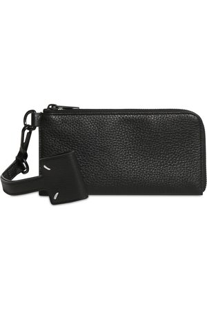 Maison Margiela Zip Around Wallet W/wrist Handle