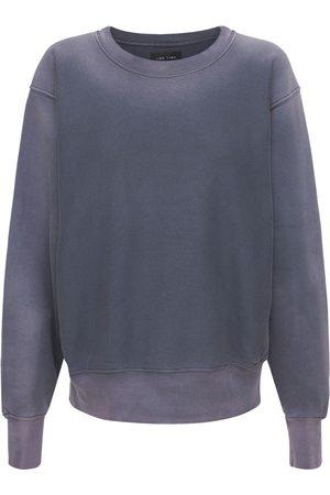 Les Tien Dames Sweaters - Gradient Cotton Sweatshirt
