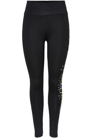 ONLY Dames Leggings - High Waist Training Tights Dames