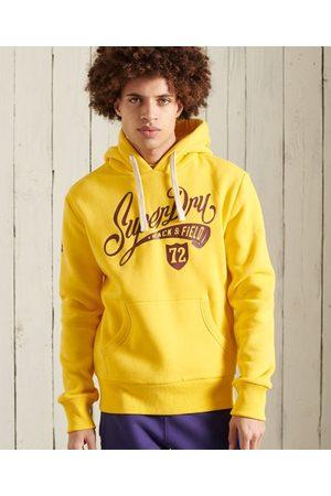 Superdry Heren Hoodies - Collegiate hoodie voor over het hoofd met print