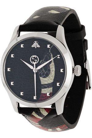 Gucci Heren Horloges - Le Marché des Merveilles 35mm watch
