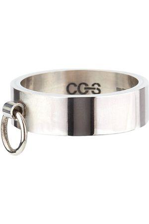 CC-Steding Knock flat band ring