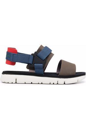 Camper Oruga colour-block sandals