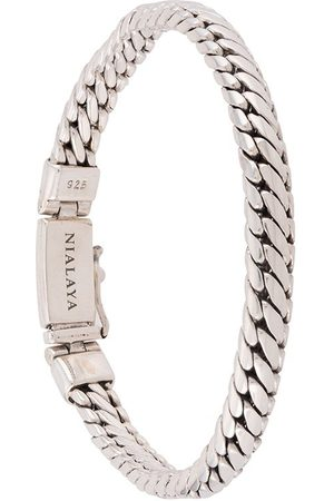 Nialaya Heren Armbanden - Rope-chain bracelet