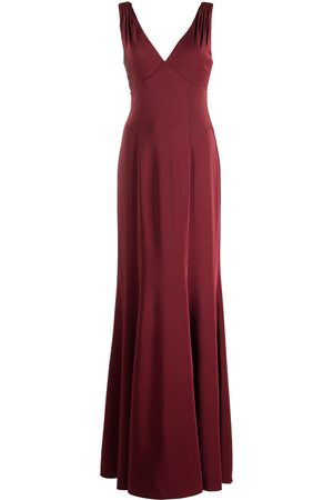 Marchesa Notte Dames Feestjurken - Forli V-neck bridesmaid gown
