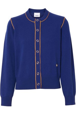 Burberry Dames Cardigans - Knitted cashmere cardigan