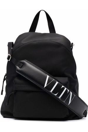 VALENTINO GARAVANI Heren Rugzakken - Logo-strap backpack