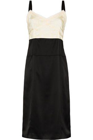 Commission Dames Feestjurken - Panelled midi dress