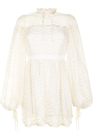 Alice McCall Moonstruck lace playsuit
