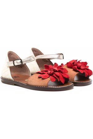 PèPè Terni leather sandals