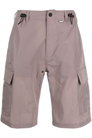 032c Drawstring cargo shorts