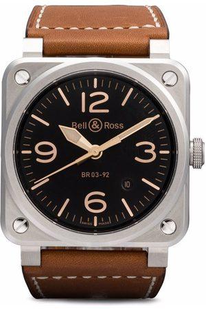 Bell & Ross Heren Horloges - New BR 03-92 Golden Heritage 42mm