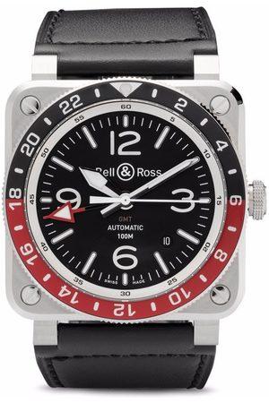 Bell & Ross Heren Horloges - New BR 03-93 GMT 42mm