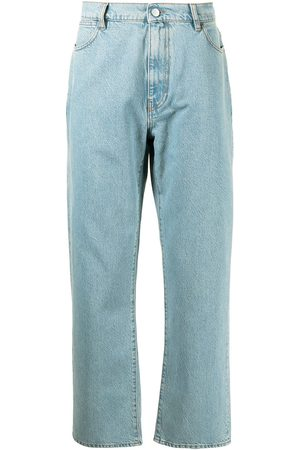 McQ Fantasma relaxed-fit jeans