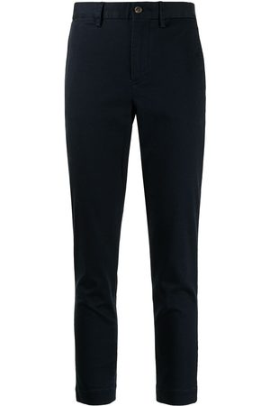 Polo Ralph Lauren Cropped tapered trousers