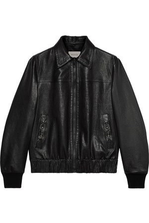 Gucci Horsebit lambskin jacket