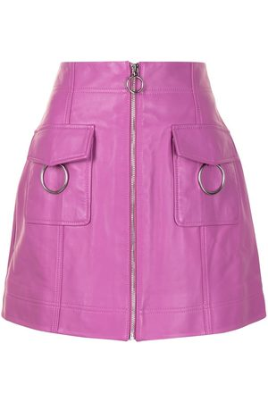 Alice McCall Bad Angels leather skirt