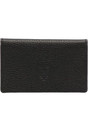 MONTROI Leather envelope cardholder