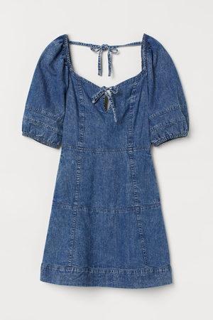 H&M Korte jeansjurk