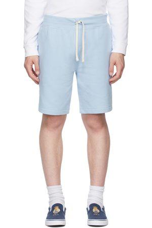 Polo Ralph Lauren Blue Fleece Shorts