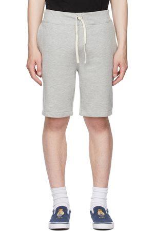 Polo Ralph Lauren Grey Fleece Shorts