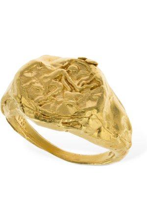 Alighieri Dames Ringen - Aquarius Signet Ring