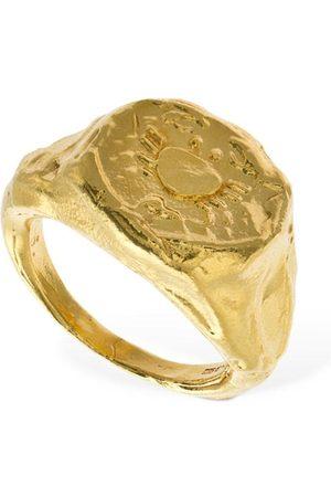 Alighieri Dames Ringen - Cancer Signet Ring
