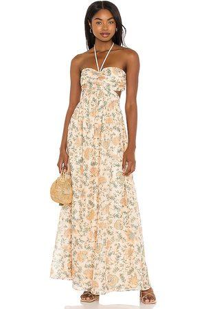 House of Harlow X Sofia Richie Yasmina Maxi Dress in