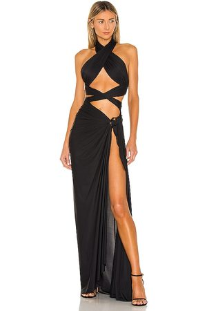 Bronx and Banco Cleopatra Maxi Dress in