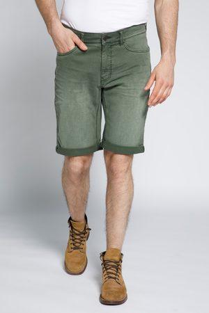 JP 1880 Heren Bermuda's - Grote Maten Korte Jeansbroek, Heren