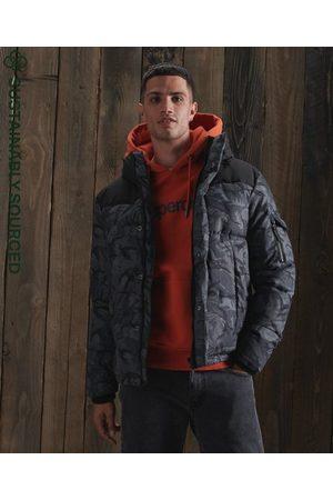 Superdry Gewatteerde Everest jas