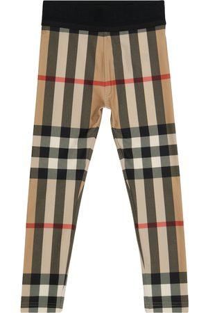 Burberry Meisjes Leggings - Vintage Check leggings