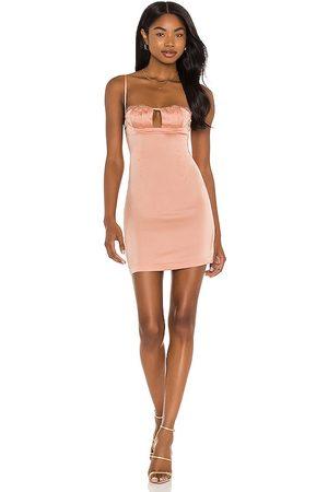 superdown Luna Lace Mini Dress in