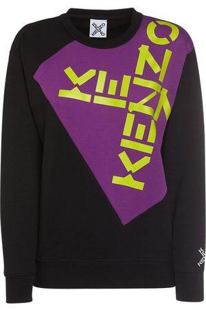 KENZO Logo Sport Cotton Sweatshirt