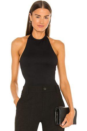 Vince Dames Bodysuits - Halter Bodysuit in