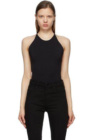 rag & bone Black Rooney Bodysuit