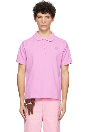 Marc Jacobs Heren Poloshirts - Pink Heaven by Tiny Teddy Polo