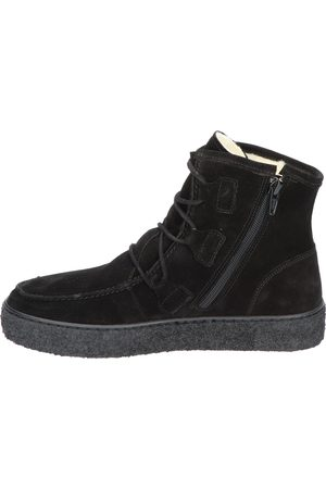 Ca'Shott Dames Laarzen - 18110 60 Black Suede Boots