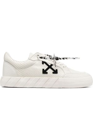 OFF-WHITE Low-top vulcanized sneakers