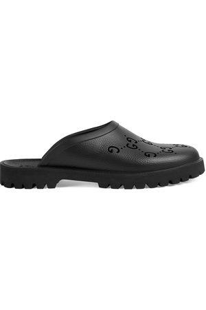 Gucci Heren Slippers - GG-print slippers