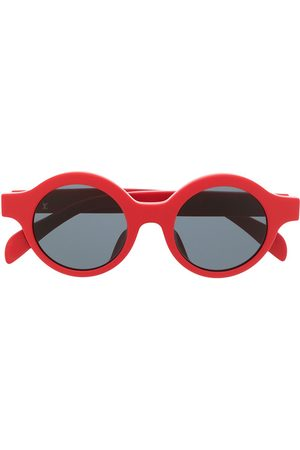 LOUIS VUITTON X Supreme 2017 pre-owned Downtown sunglasses